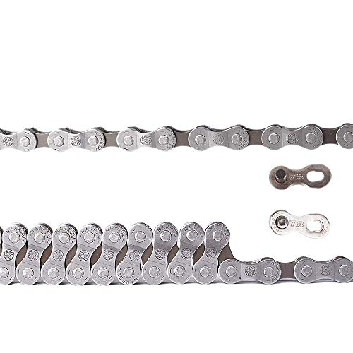 Ztto Gold Silver Grey Bicycle Chain for 7 8 9 10...