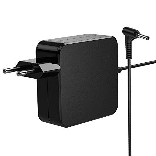 Bromae 65W Notebook Cargador Original Adaptador para un Ordenador Portátil Lenovo IdeaPad 110 100s 310 510s 710s 100-15IBD 100-15IBY 130s S145 330S S340 S540 S530 S740 ADP-45DW-B Laptop Alimentacion