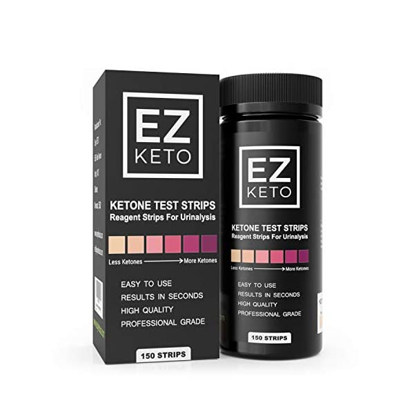 buy  EZ Keto Ketone Testing Strips for Urinalysis with ... Diabetes Care