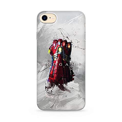 ERT GROUP Original Marvel Avengers TPU Case for iPhone 7, iPhone 8, iPhone...