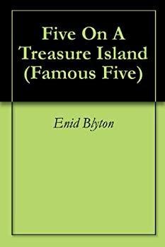 Five On A Treasure Island  Famous Five Book 1