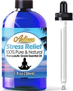 Top 10 Best stress relief essential oil for diffuser Reviews
