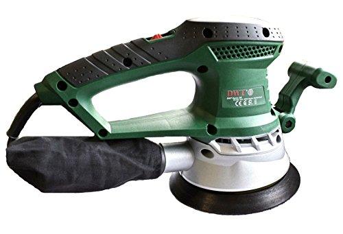 DWT Ø150 mm Exzenterschleifer Schleifer 300 Watt mit Klettverschluss - EX03-150 D