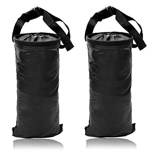Car Trash Bag _ Car Trash Can Hanging Back Seat Car, Car Garbage Bag with Storage Pockets, Washable Eco-Friendly Car Garbage Can for Outdoor Traveling & Home Use (2 Pack)