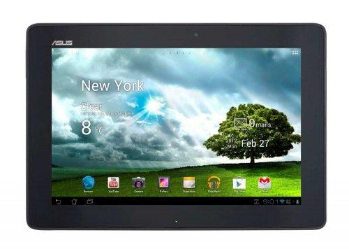 Asus EEE Pad Transformer Pad TF300T - Tablet de 10.1 Pulgadas (Android, 16 GB, WiFi, 1.2 GHz), Color Negro (Importado)