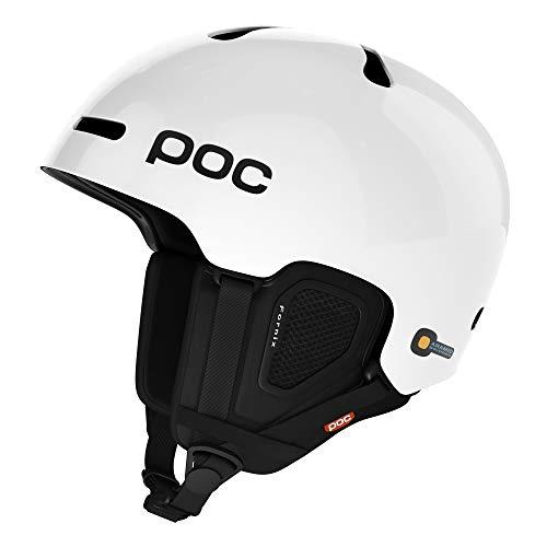 POC Fornix - Casco de esquí unisex, color blanco (white), talla M-L