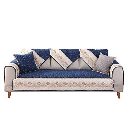 DFamily En Forma de l Funda de sofá Moderno,Color sólido Funda para...