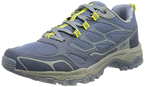 CMP Shoe, Zapatilla Zaniah Trail Hombre, Lead, 41 EU