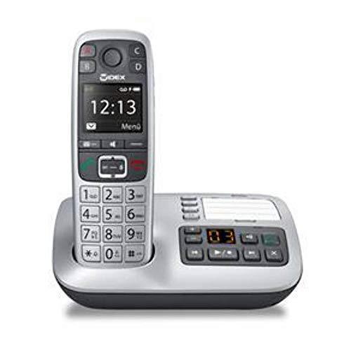 PHONE-DEX 2 - Gigaset W570A Festnetztelefon für WIDEX EVOKE Hörgeräte mit integriertem Anrufbeantworter