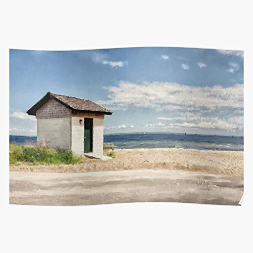 Petite Friture Beach Greenwich Old Beaches Connecticut Point Elizabeth Todds Neck the best and newest poster for wall art home decor room