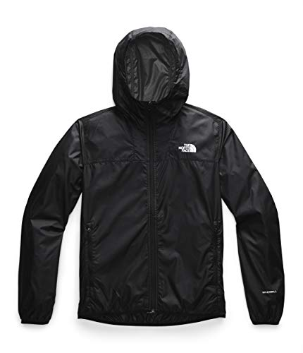 THE NORTH FACE Herren Shell M CYCLONE 2 HDY TNFBLACK/TNFWHT, Black, L, NF0A2VD9KY4