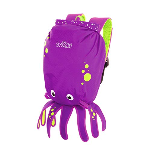 Trunki wasserabweisender Kinderrucksack & Badetasche - PaddlePak
