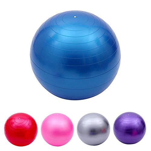 YSCYLY Anti-Burst gymnastiekbal, balance fitbal met pomp, voor sport, fysiotherapie, zwangerschap, yoga, pilates