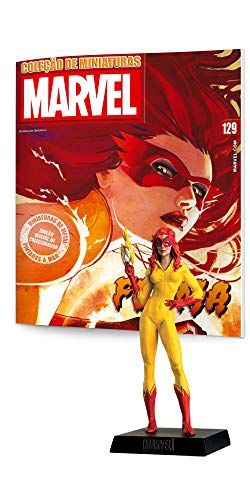 Marvel Figurines. Flama