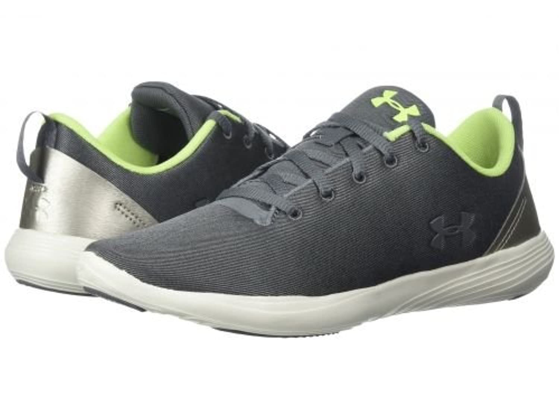 Under Armour(アンダーアーマー) レディース 女性用 シューズ 靴 スニーカー 運動靴 UA Street Precision LO X NM - Graphite/Ivory/X-Ray [並行輸入品]