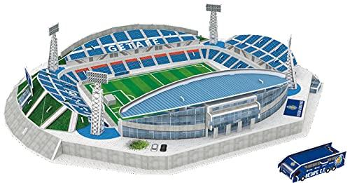 YXST Rompecabezas 3D del Estadio,Kit De Manualidades DIY,Juego De Rompecabezas Hecho A Mano para Adultos Juguetes Educativos,FanáTico del FúTbol De Recuerdo