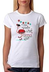 Camiseta Flamenca Divertida. No sabía Que ponerme y me puse Flamenca
