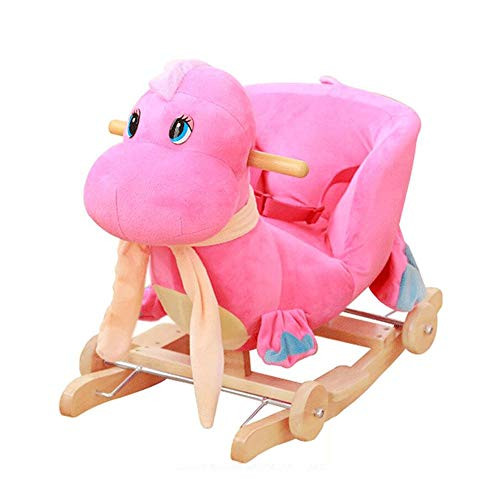 Lowest Prices! YUMEIGE Rocking Ride-Ons Kid Rocking Toy、Indoor and Outdoor Toys,Children's Rocki...