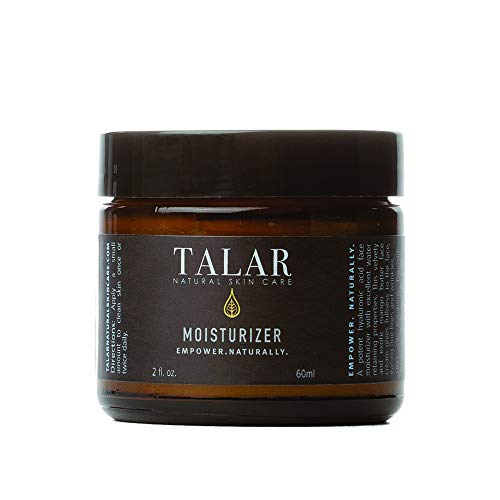 Organic Face Moisturizer with Hyaluronic Acid - Natural Face Moisturizer for all skin types - Sensitive, Oily, Dry, Severely Dry - Anti-Aging & Anti-Wrinkle for Women & Men
