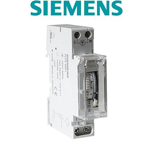 SIEMENS - Programmateur horaire synchrone 1 module