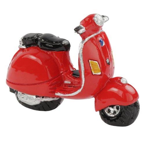 Mini-Roller 4,5 x 2 x 3,5 cm, rot