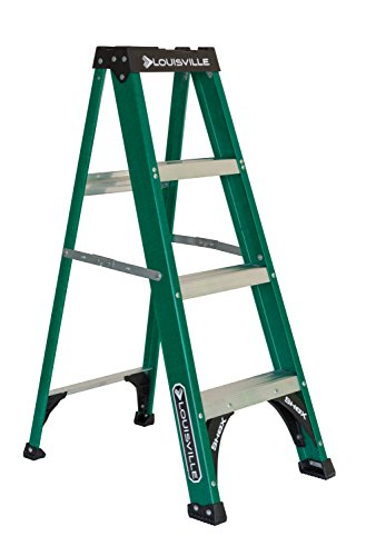 Louisville Ladder FS4004 4 Feet Green