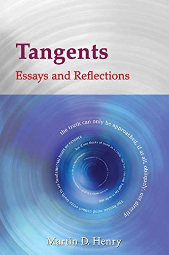 Tangents: Essays and Reflections
