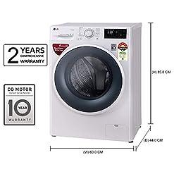 LG 6.0Kg Washing Machine