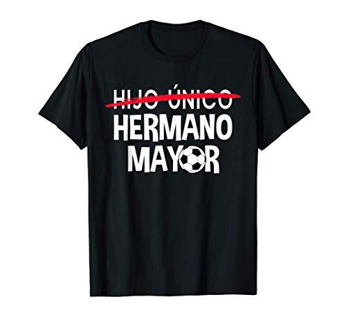 T-Shirt Hermano Mayor Fútbol Camiseta