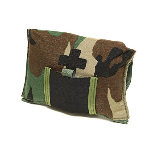LBX TACTICAL Med Kit Blow-Out Pouch Woodland