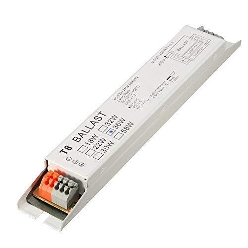 ILS - AC 220-240V 2x36W Weitspannungs T8 EVG Leuchtstofflampe Balla (ILS)