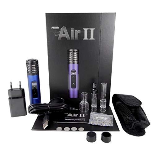 Arizer Air 2 tragbare vaporizer (Blau)