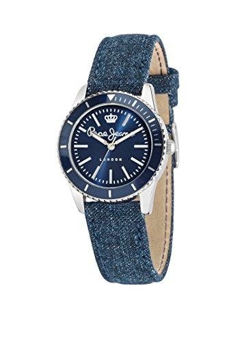 Pepe Jeans Reloj con Movimiento Cuarzo japonés Woman Carrie 36.5 mm