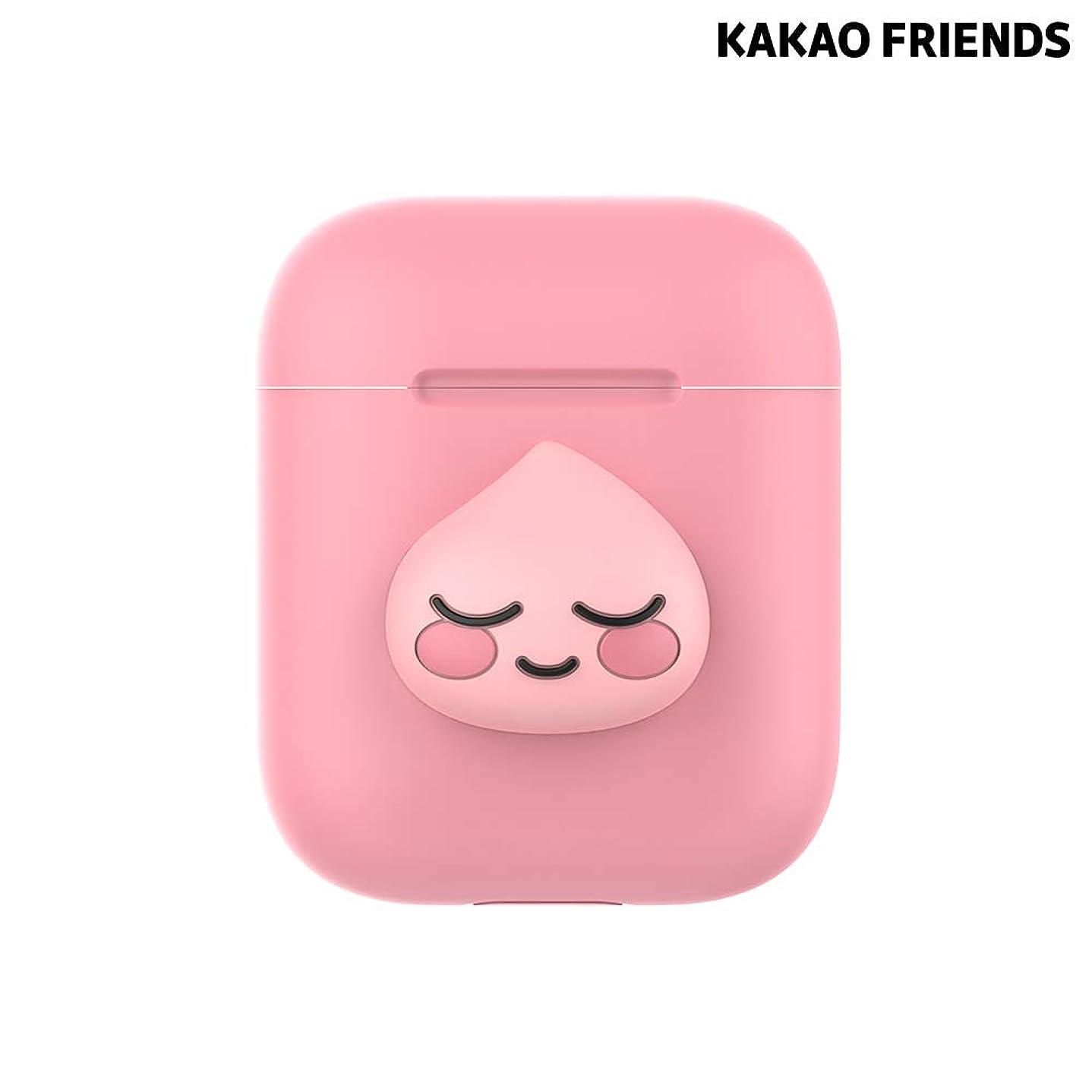 事業内容勝者しみKAKAO FRIENDS Airpod ケース (Pink)