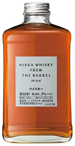 Photo de nikka-whisky-from-the-barrel-50-cl
