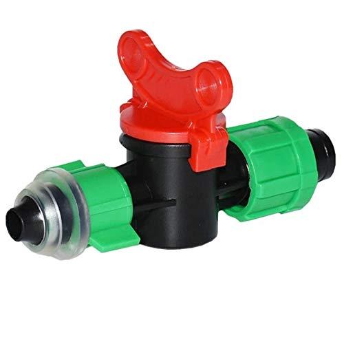 Camisin Grifo de jardín Irrigación Cinta de goteo Irrigación Válvula de agua Válvula de manguera Waterstop Conectores O - Barb