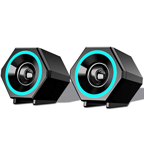 LXLTLB Altavoces Home Cinema Transmisión de audio de alta calidad, con Bluetooth 5.0, excelente compatibilidad, alta eficiencia y baja distorsión
