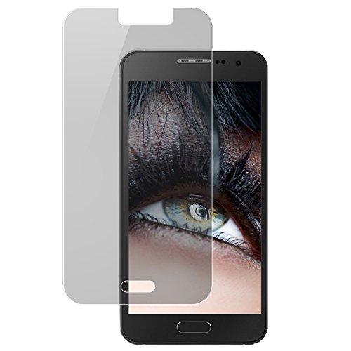 MTB Proteggi Schermo in Vetro temperato per Samsung Galaxy A3 / A3 Duos (SM-A300, 4.5'') - 0,3mm / Durezza 9H / 2.5D Arc Edge