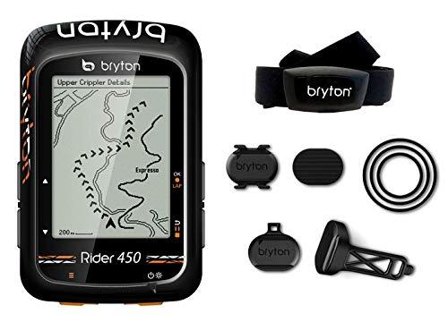 CICLOCOMPUTADOR GPS Rider 450 T BRYTON