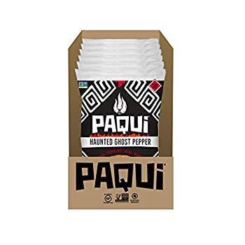 Paqui Haunted Ghost Pepper Spicy Tortilla Chips 6ct 2oz Individual Snack Sized Bags