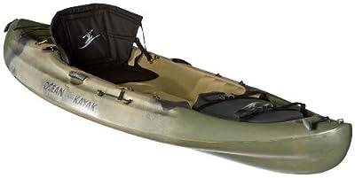 07.6160.3150-Parent Ocean Kayak Caper Angler Sit-On-Top Fishing Kayak