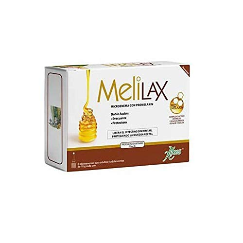 Aboca Melilax 6 Microenema 10 g