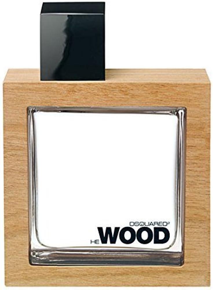 Dsquared2 he wood eau de toilette edt profumo per uomo 100 ml GP-16371