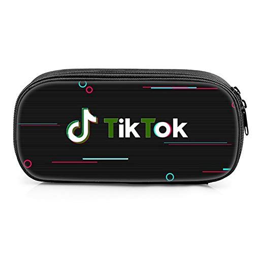Jinpings Boîte de rangement pour crayons TIK TOK Vibrato H09