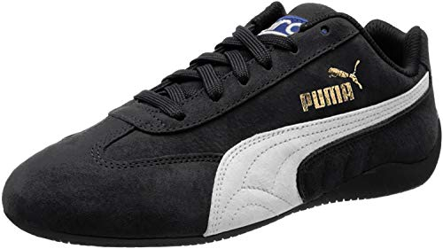 PUMA Unisex-Erwachsene Speedcat Og Sparco Sneaker, Puma Schwarz-Puma Weiß, 44 EU