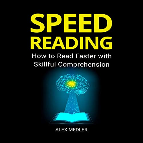『Speed Reading: How to Read Faster with Skillful Comprehension』のカバーアート