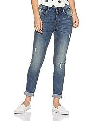 VERO MODA Womens Skinny Fit Jeans