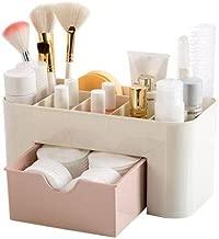 Zollyss Plastic Mini Makeup Storage and Organizer (Multicolour)