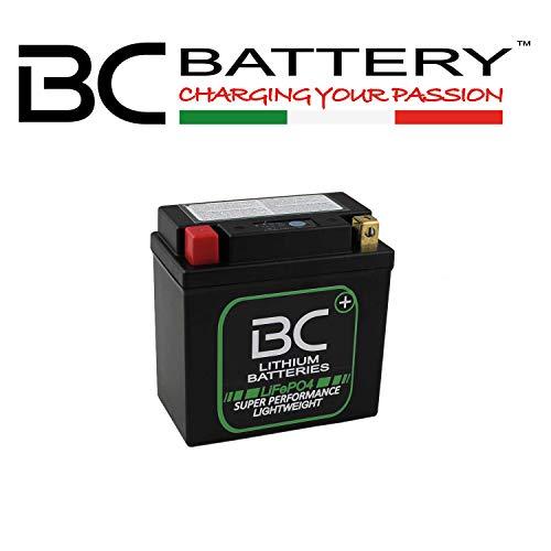 BC Lithium Batteries BCB9-FP-WI Batterie au Lithium pour Moto LiFePO4