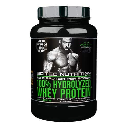SciTec 100% Hydrolyzed Whey Protein, Toffee, 1.1 kg